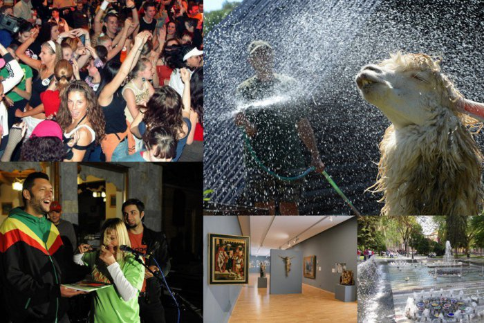 Ilustračný obrázok k článku Leto je v plnom prúde  Prehľad zaujímavých  augustových podujatí v Košiciach e206b6ceb81